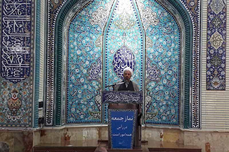 مقاومت در برابر زیاده خواهی دشمن راه اصلی پیروزی ملت ایران است