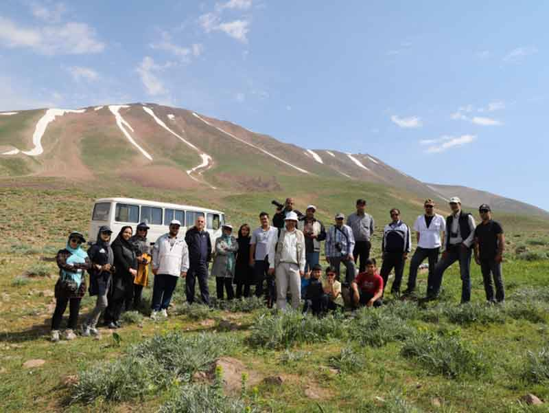 کارگاه و اردوی یک روزه عکاسی در مراغه برگزار شد