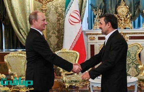 احمدی نژاد به پوتین هم نامه نوشت و او را نصیحت کرد