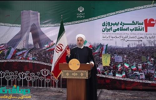 دفاع تمام قد رئیس جمهور از عملکرد دولت