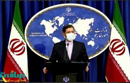 پاسخ سخنگوی وزارت خارجه به یاوه گویی نتانیاهو