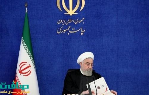 قدردانی رئیس جمهور از حضور متفاوت و باشکوه ملت در راهپیمایی ۲۲ بهمن
