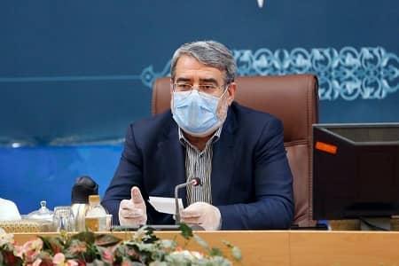 پیام تشکر وزیر کشور و دست اندرکاران برگزاری انتخابات از رهبر انقلاب