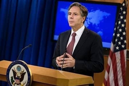 دیدار بلینکن و مقامات رژیم صهیونیستی با محور مسائل ایران