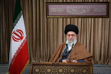 سخنرانی تلویزیونی رهبر معظم انقلاب به مناسبت عید مبعث