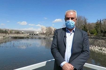 پیام نوروزی سیدعلی موسوی حسینی فرماندار مراغه