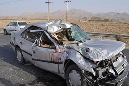 جزئیات کشته شدن ۱۴ نفر در یک تصادف