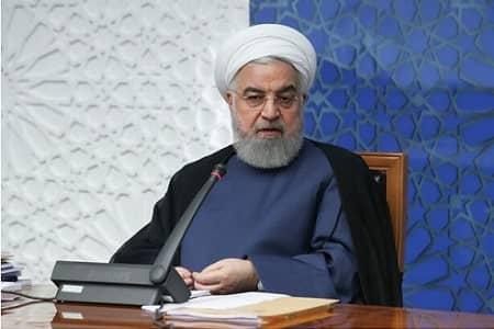 پیام سوال برانگیز روحانی در روز ارتش