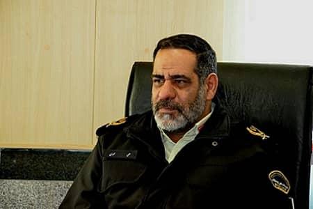 دستگیری سارق خانه باغ ها و مزارع در مراغه