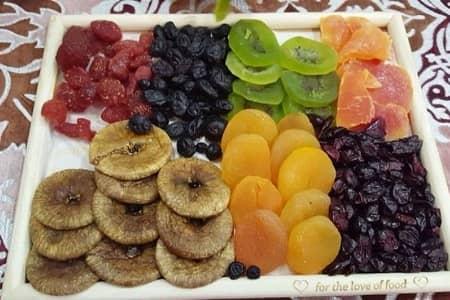 فواید باورنکردنی میوه خشک در ایام رمضان