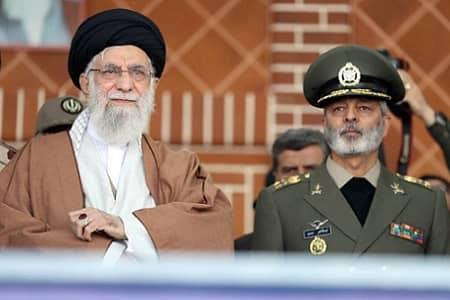 پیام رهبر انقلاب به فرمانده کل ارتش: آمادگیها را تا سر حد نیاز افزایش دهید