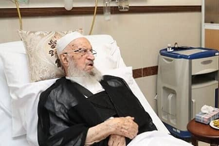 آیتالله مکارم شیرازی از بیمارستان ترخیص شد
