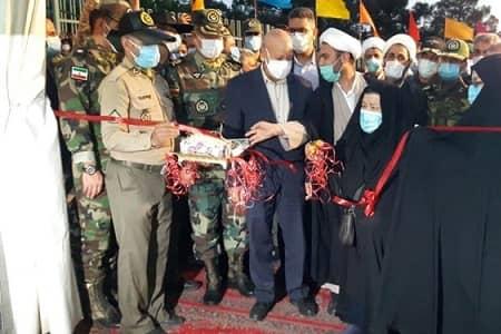 راهاندازی بیمارستان صحرایی ۱۲۰ تختخوابی ارتش در اصفهان