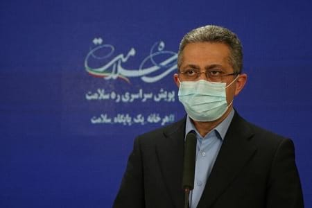 بستری ۳۰ هزار بیمار کرونایی در بیمارستانها