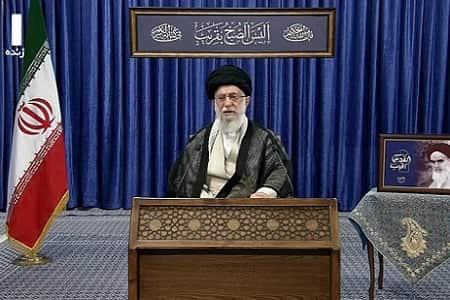 رهبر ایران اسرائیل را یک پادگان تروریستی نامید