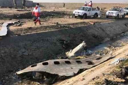 درخواست جمعی از خانوادههای قربانیان هواپیمای اوکراینی