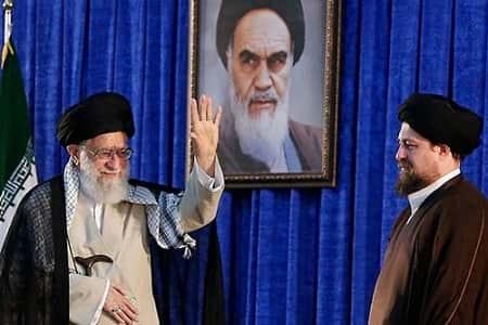 روایت جدید و کاملا متفاوت از دیدار رهبر انقلاب و سید حسن خمینی