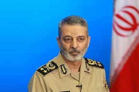 ویژگی های منحصربفرد ارتش جمهوری اسلامی ایران نسبت به سایر ارتشها از زبان فرمانده