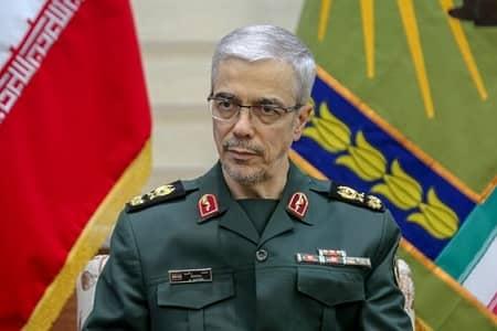 پیام سرلشکر باقری برای درگذشت رئیس سابق ستاد کل نیروهای مسلح