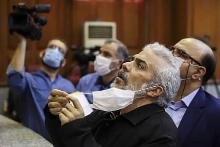 «حسن رعیت» جمعا به ۳۵ سال حبس محکوم شد