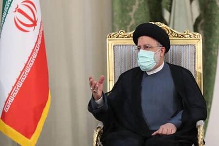 کلید حل مشکلات افغانستان از منظر رئیس جمهور ایران