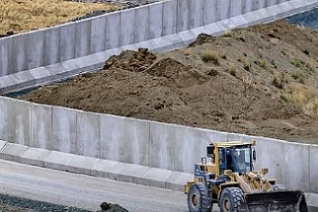 ترکیه دیوار امنیتی مرزی با ایران را طولانی تر می کند