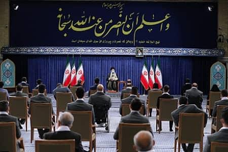 ورزشکار سربلند ایرانی نمی تواند بخاطر یک مدال با نماینده رژیم جنایتکار دست بدهد