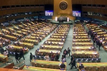 هفتاد و ششمین مجمع عمومی سازمان ملل با سخنرانی گوترش آغاز شد